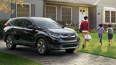 2017 Honda Cr V Daytona Beach Fl Performance
