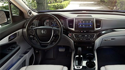 2017 Honda Ridgeline Daytona Beach Fl Engine