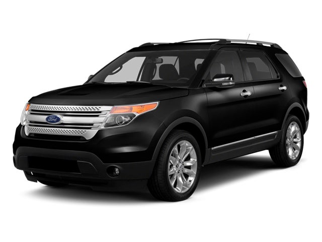 2014 ford explorer xlt tuxedo black metallic in daytona beach fl gary yeomans honda