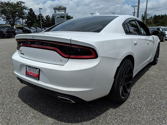 2016 Dodge Charger Sxt Daytona Beach Fl Area Honda Dealer Near
